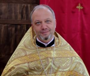 Священник Владимир Груздев